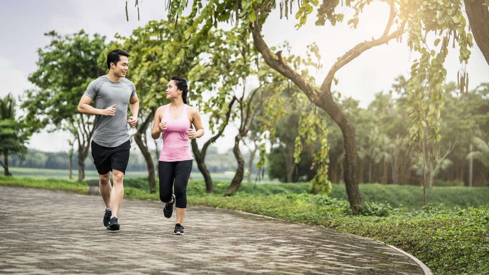 Tập thể dục và những hiệu quả không ngờ trong việc phòng chống bệnh tật