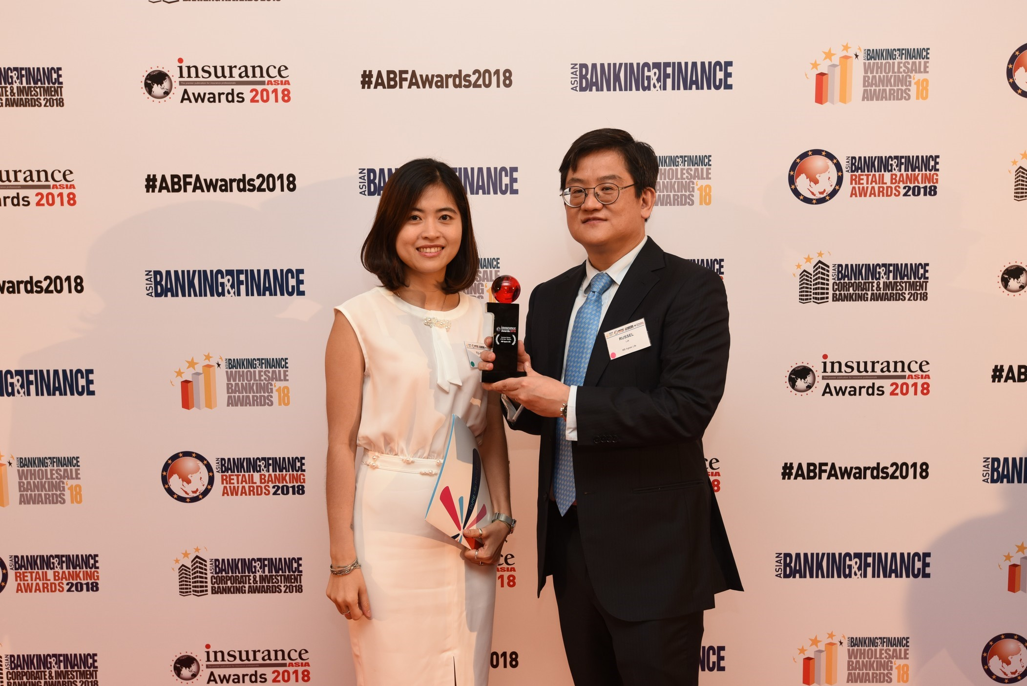 MB Ageas Life vinh dự nhận Giải thưởng Doanh nghiệp Bảo hiểm Start-up của năm 2018