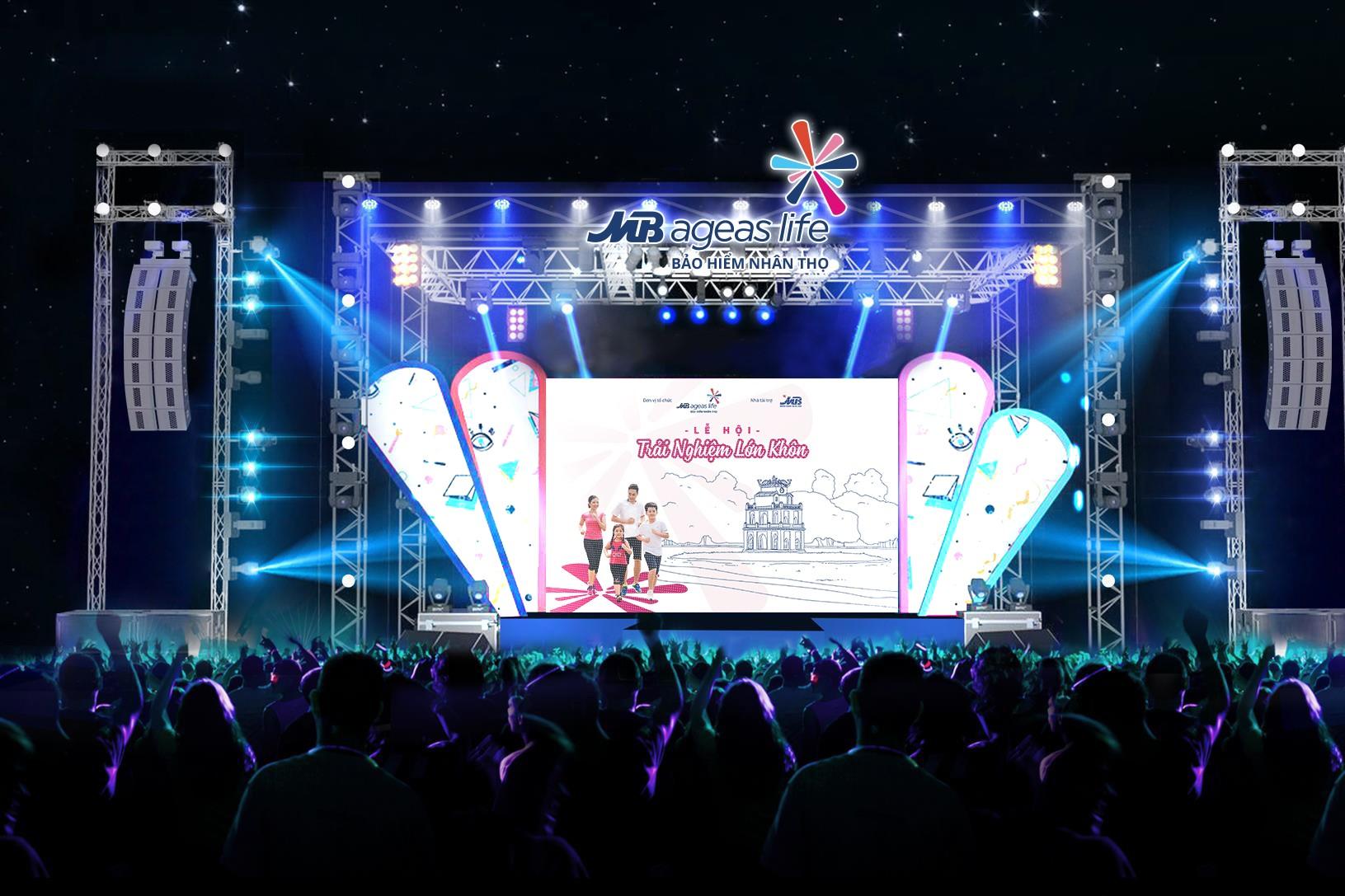 """""""Giải chạy MB Ageas Life Family Ekiden và Lễ hội Trải nghiệm lớn khôn"""" ngày 12/8/2018 tại Bờ Hồ Hoàn Kiếm"""